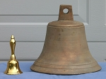 "12"" Bronze church Bell"