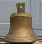"16"" Bronze Church Bell"