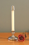 Concord Candlestick in Pewter, Small
