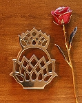 Pineapple Trivet, Small