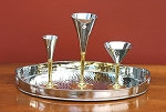 Nickel Plated Tray