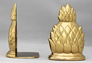 Pineapple Bookends, Imperfect