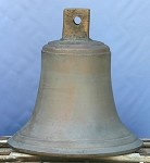 "23"" Bronze Church Bell"