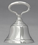 Hostess Bell, Silver