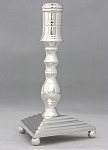 Sheffield Candlestick, Silver