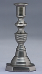 Urn Taper Holder, Pewter