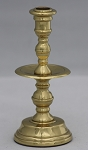 Plantation Taper Candlestick, Imperfect