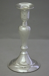 Old Holland Candlestick, Silver