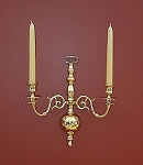Astor Double Arm Sconce