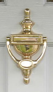 Plymouth Doorknocker