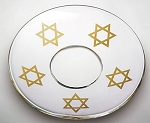 Star of David Crystal Bobeche