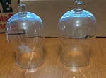 Vintage Goblet Pegged Votive Holder, set of 2