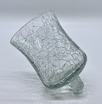 Crackle Votive Glass, Pegged
