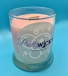 Pretty Wick'd Strawberry Lemonade Candle