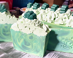 Pretty Wick'd Luck of the Irish Soap