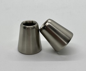 Pewter Candle Follower